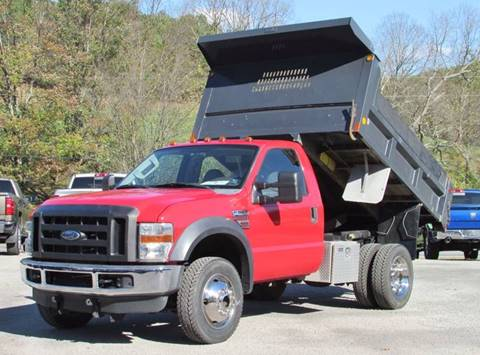 2008 Ford F-550 Super Duty for sale in Home, PA