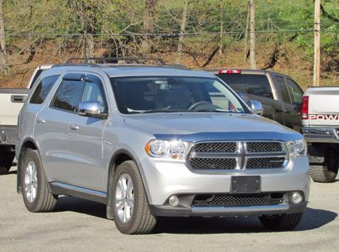2011 Dodge Durango for sale in Home, PA
