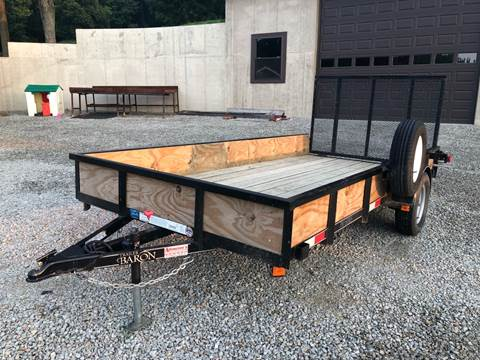 2016 Quality Steel 14' Utility Trailer for sale in Home, PA