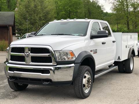 2016 RAM Ram Chassis 5500 for sale in Home, PA
