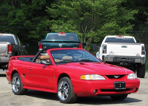 1997 Ford Mustang SVT Cobra for sale in Home, PA