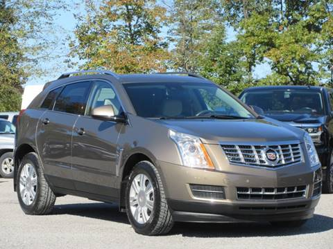2015 Cadillac SRX for sale in Home, PA