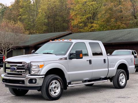 2016 Ford F-250 Super Duty for sale in Home, PA