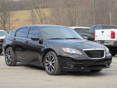 2013 Chrysler 200 for sale in Home, PA