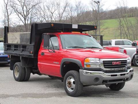 2005 GMC Sierra 3500 for sale in Home, PA