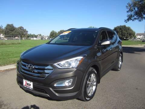 2014 Hyundai Santa Fe Sport for sale in Oakdale, CA