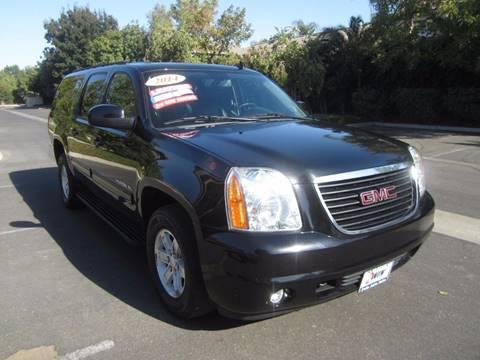 2014 GMC Yukon XL for sale in Oakdale, CA