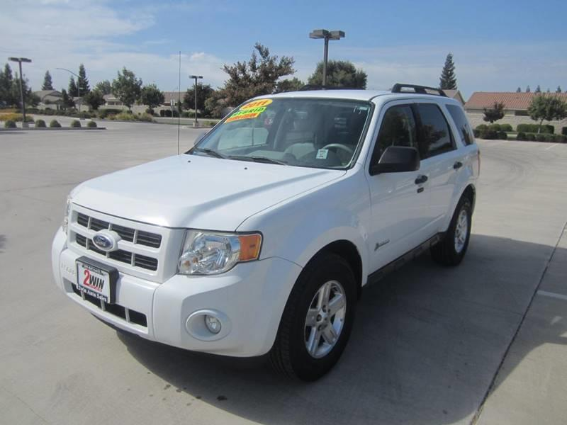 2011 ford escape hybrid awd 4dr suv in oakdale ca 2win auto sales inc 2017 Ford Escape Hybrid 2011 ford escape hybrid awd 4dr suv oakdale ca