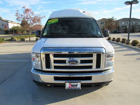2013 Ford E-Series Cargo for sale in Oakdale, CA