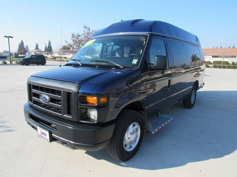 2011 Ford E-Series Cargo for sale in Oakdale, CA