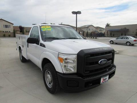 2015 Ford F-250 Super Duty for sale in Oakdale, CA