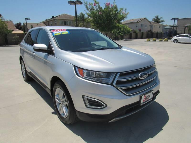 2016 Ford Edge for sale at 2Win Auto Sales Inc in Oakdale CA