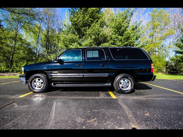 2000 Chevrolet Suburban for sale at HUFF AUTO GROUP in Jackson MI