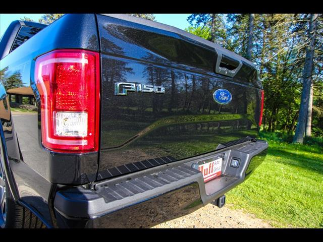 2015 Ford F-150 for sale at HUFF AUTO GROUP in Jackson MI