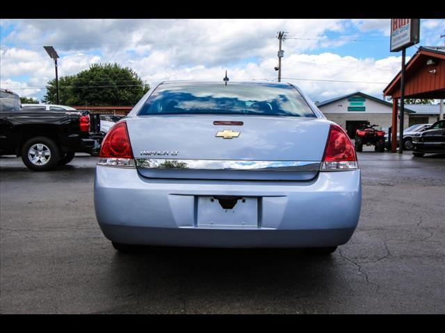 2006 Chevrolet Impala for sale at HUFF AUTO GROUP in Jackson MI