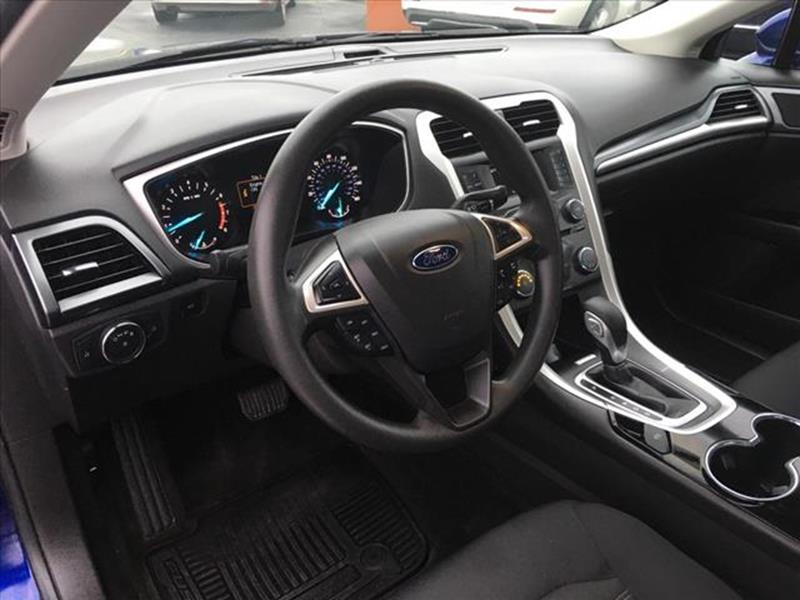 2015 Ford Fusion for sale at HUFF AUTO GROUP in Jackson MI