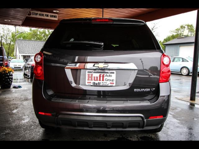 2015 Chevrolet Equinox for sale at HUFF AUTO GROUP in Jackson MI