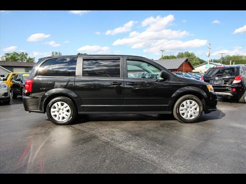 2015 Dodge Grand Caravan for sale at HUFF AUTO GROUP in Jackson MI