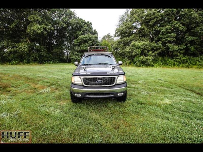 1999 Ford Expedition for sale at HUFF AUTO GROUP in Jackson MI