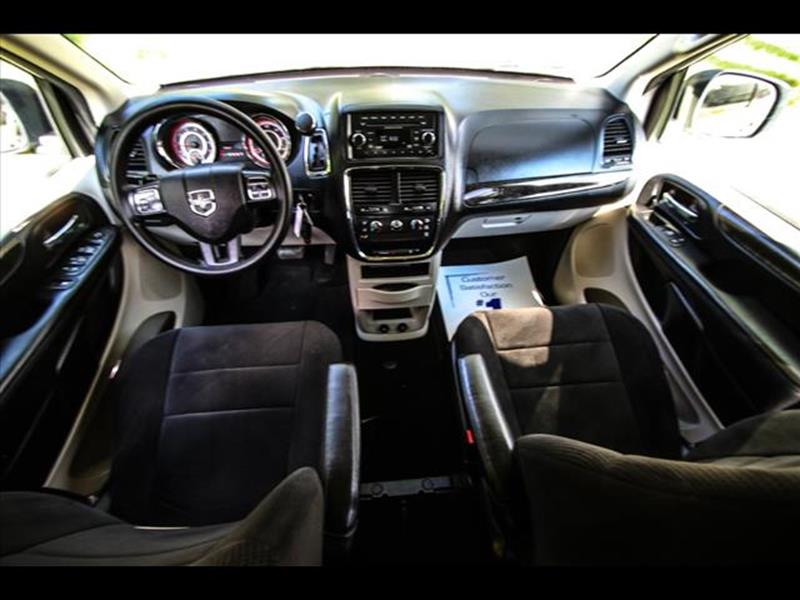2013 Dodge Grand Caravan for sale at HUFF AUTO GROUP in Jackson MI
