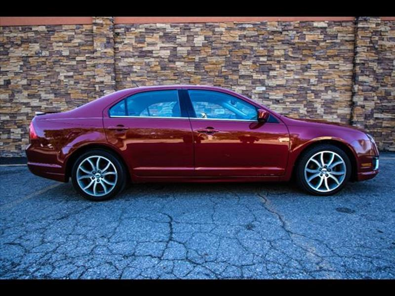 2010 Ford Fusion for sale at HUFF AUTO GROUP in Jackson MI