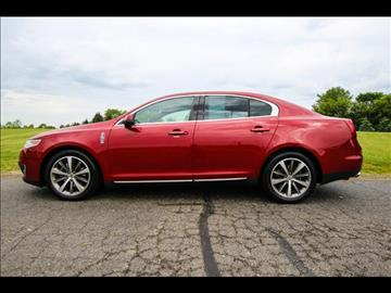 2009 Lincoln MKS for sale at HUFF AUTO GROUP in Jackson MI