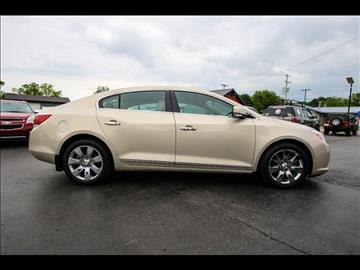 2011 Buick LaCrosse for sale at HUFF AUTO GROUP in Jackson MI