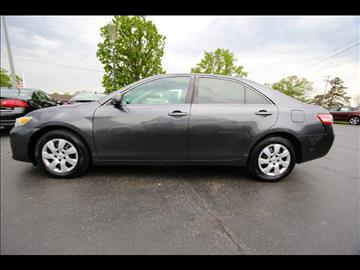 2010 Toyota Camry for sale at HUFF AUTO GROUP in Jackson MI