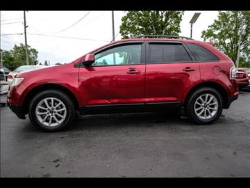 2007 Ford Edge for sale at HUFF AUTO GROUP in Jackson MI