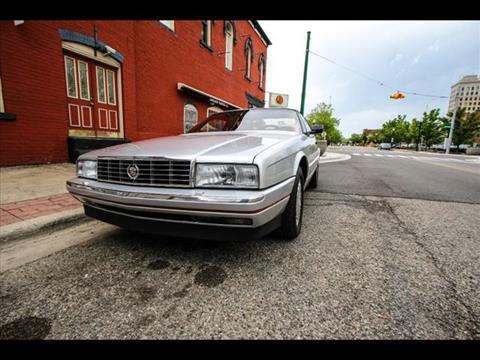 1988 Cadillac Allante for sale in Jackson, MI