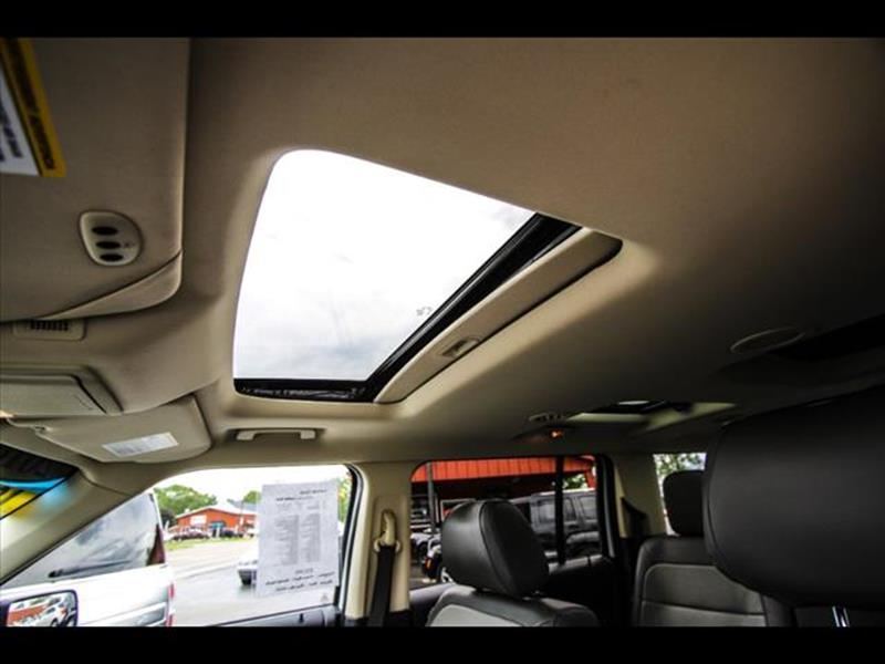 2016 Ford Flex for sale at HUFF AUTO GROUP in Jackson MI
