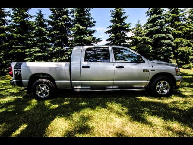 2008 Dodge Ram Pickup 2500 for sale at HUFF AUTO GROUP in Jackson MI