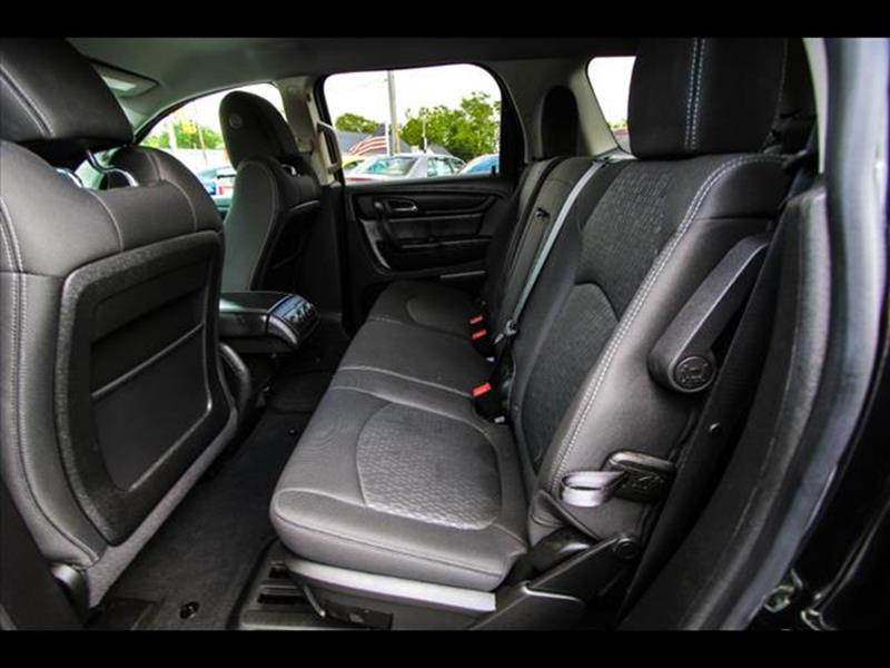 2014 GMC Acadia for sale at HUFF AUTO GROUP in Jackson MI