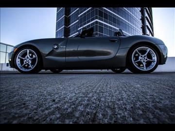 2007 BMW Z4 for sale in Jackson, MI