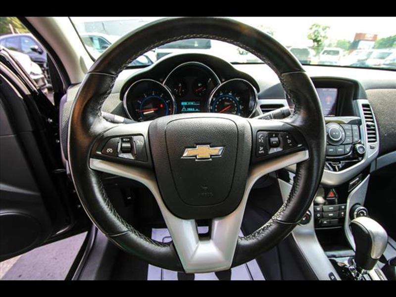 2016 Chevrolet Cruze Limited for sale at HUFF AUTO GROUP in Jackson MI