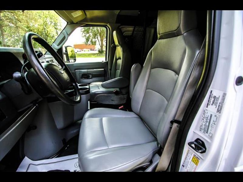 2013 Ford E-Series Cargo for sale at HUFF AUTO GROUP in Jackson MI