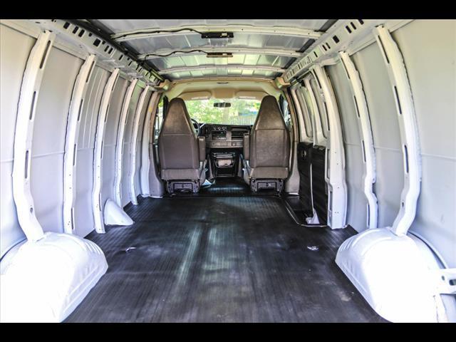 2017 GMC Savana Cargo for sale at HUFF AUTO GROUP in Jackson MI
