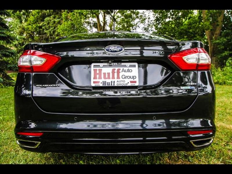 2013 Ford Fusion for sale at HUFF AUTO GROUP in Jackson MI