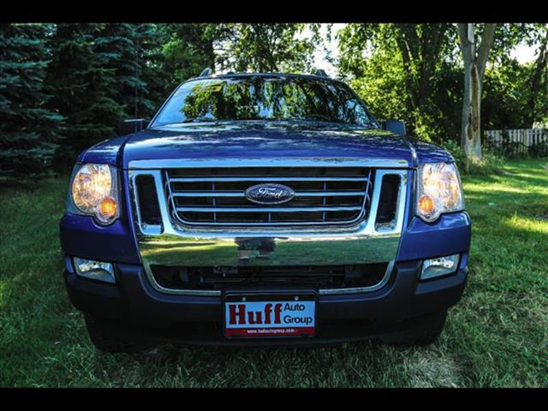 2009 Ford Explorer Sport Trac for sale at HUFF AUTO GROUP in Jackson MI