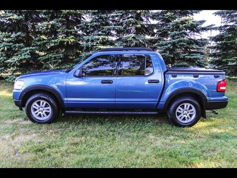 2009 Ford Explorer Sport Trac for sale in Jackson, MI