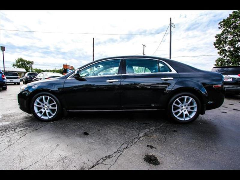 2010 Chevrolet Malibu for sale at HUFF AUTO GROUP in Jackson MI