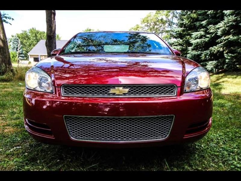 2013 Chevrolet Impala for sale at HUFF AUTO GROUP in Jackson MI