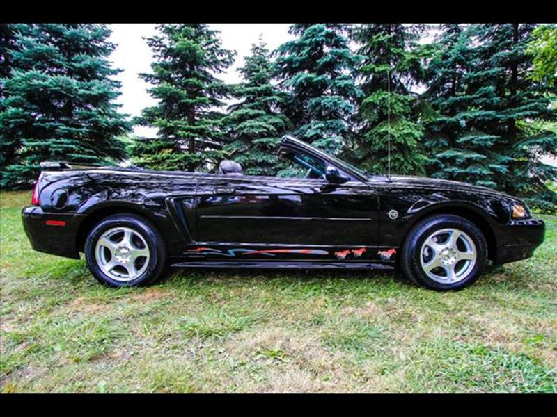 2004 Ford Mustang for sale at HUFF AUTO GROUP in Jackson MI