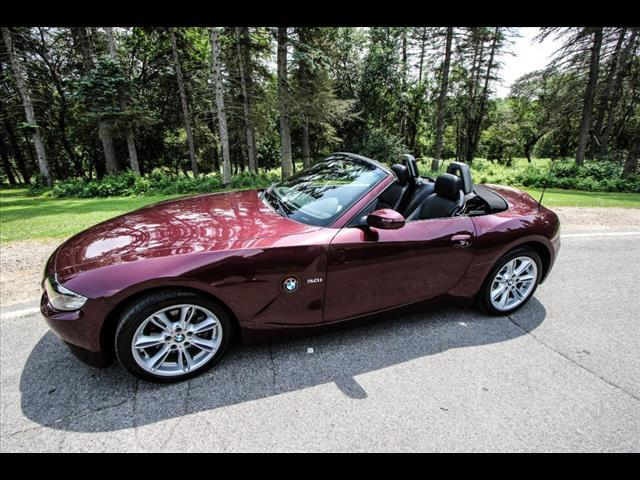 2004 BMW Z4 for sale at HUFF AUTO GROUP in Jackson MI