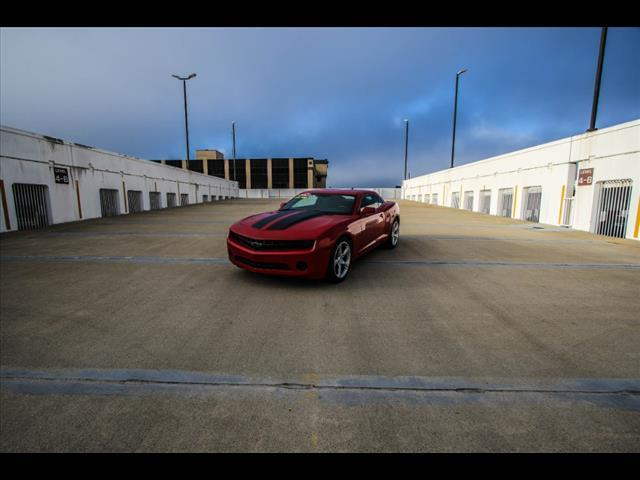 2013 Chevrolet Camaro for sale at HUFF AUTO GROUP in Jackson MI