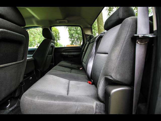 2012 Chevrolet Silverado 1500 for sale at HUFF AUTO GROUP in Jackson MI