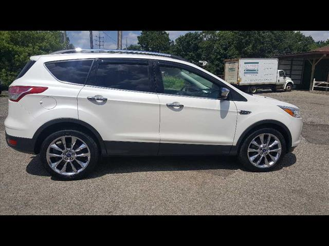 2014 Ford Escape for sale at HUFF AUTO GROUP in Jackson MI