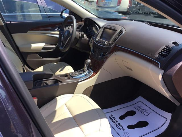 2014 Buick Regal for sale at HUFF AUTO GROUP in Jackson MI