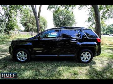 2010 GMC Terrain for sale at HUFF AUTO GROUP in Jackson MI
