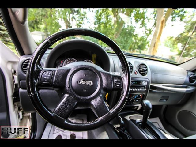 2006 Jeep Liberty for sale at HUFF AUTO GROUP in Jackson MI